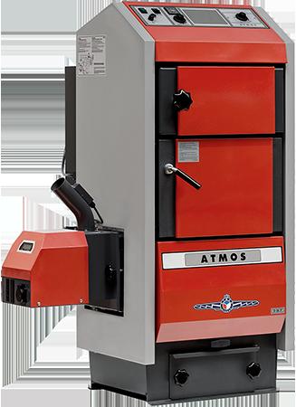 Atmos automatický kotel na pelety o výkonu 15 kW