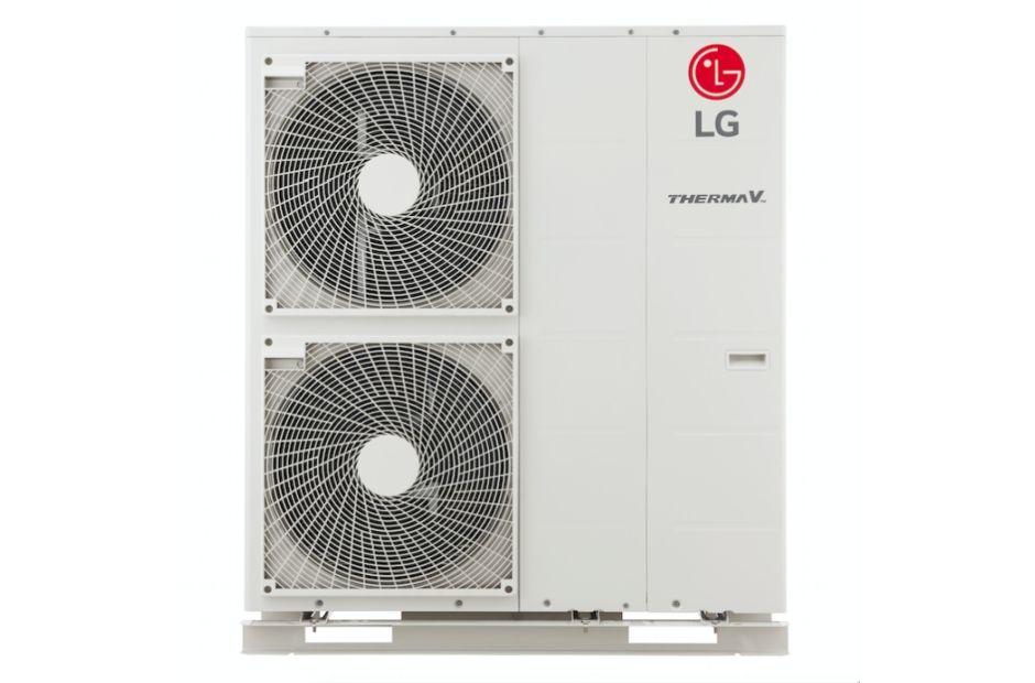 Kvalitní tepelné čerpadlo LG Therma V Monoblok 12 kW nejnovější model