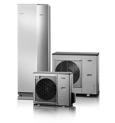 Tepelné čerpadlo NIBE vzduch-voda SPLIT AMS 10-12