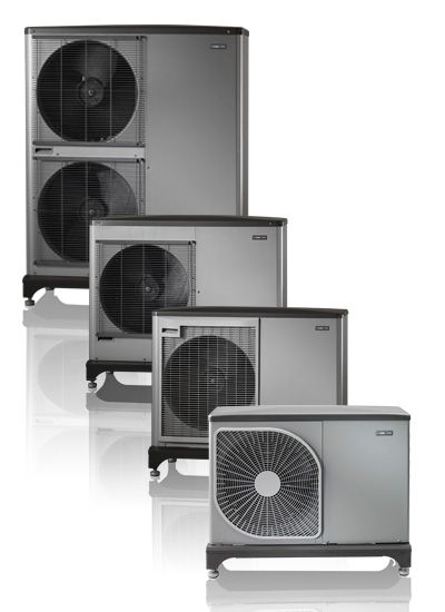 Tepelné čerpadlo NIBE F2040-16 vzduch-voda 16 kW