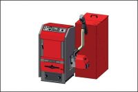Atmos automatický kotel na pelety o výkonu 14 kW