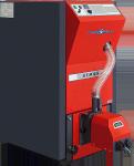 Kompaktní automatický kotel na pelety Atmos D15PX 15 kW
