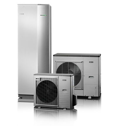 Tepelné čerpadlo NIBE vzduch-voda SPLIT AMS 10-6