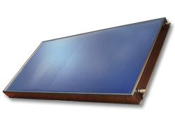 Velkoplošný solární kolektor SUNTIME 1.2 PROPULS SOLAR