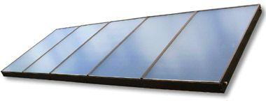 Velkoplošný solární kolektor SUNTIME 2.5 PROPULS SOLAR