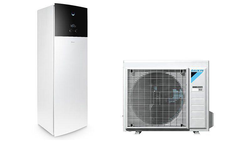 Tepelné čerpadlo Daikin Altherma 3 R F nízkoteplotní split 6 kW 1f