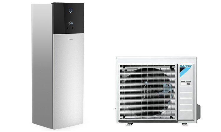 Tepelné čerpadlo Daikin Altherma 3 R F nízkoteplotní split 8 kW 1f