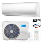MIDEA Blanc II. 5,3 kW s Wi-Fi